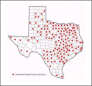 Texas Counties All (New4 with Bexar)